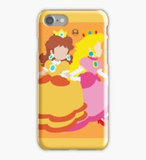 Princess Daisy & Princess Peach (Sarasaland) iPhone Case/Skin