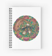 """""""Oleander"""" Spiral Notebook"""