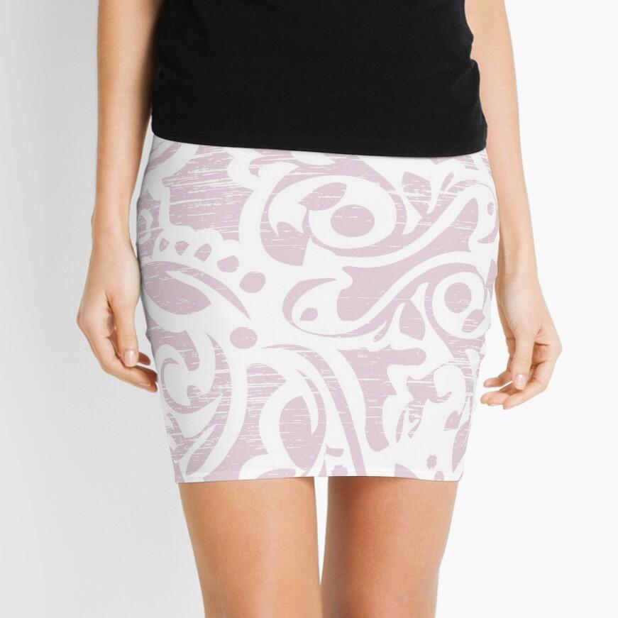 Suffocation Mini Skirt