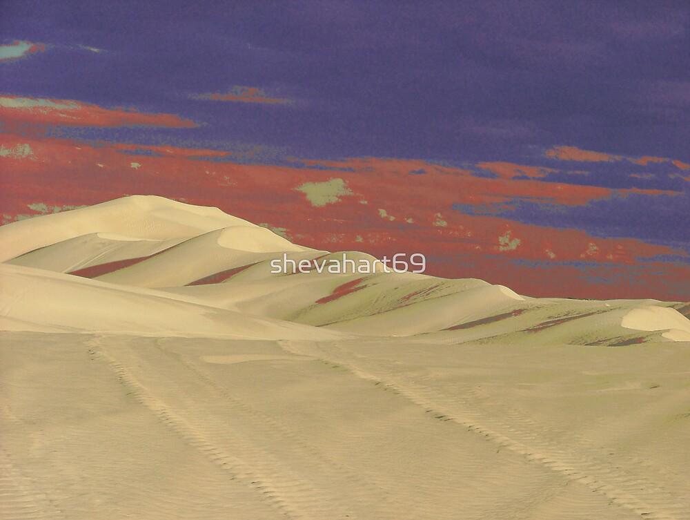 sunset dunes by shevahart69