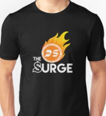 The Surge (Drain Surgeons NZ) Logo Unisex T-Shirt