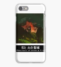 Sanctuary Of Stone and Fire iPhone Case/Skin