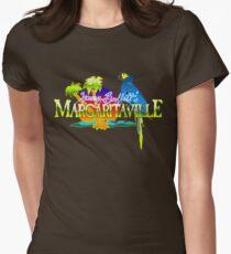 Jimmy Buffett Margaritaville Womens Fitted T-Shirt