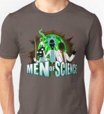 Rick And Morty, Men of Science T-Shirt