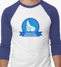 Demacia HIGHSCHOOL Men's Baseball ¾ T-Shirt