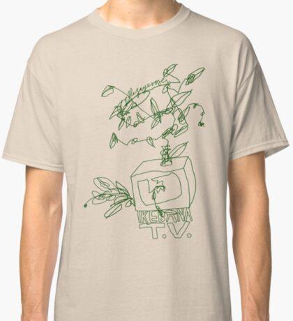 'Ikebana T.V.' Classic T-Shirt