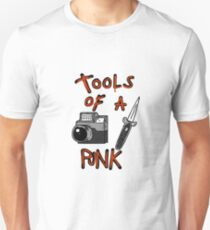 Tools os a punk Unisex T-Shirt