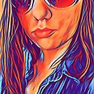Feeling Colorful Today by Mary Kaderabek-Aleckson