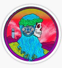 Dead Head Sticker
