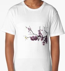 Spring blossoms  Long T-Shirt