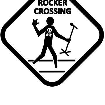 Rocker Crossing - Singer by JettKredo