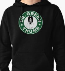 Dr. Green THumb Pullover Hoodie