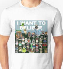 PUG FILES Unisex T-Shirt