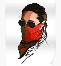 Bandit - TK Poster