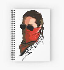 Bandit - TK Spiral Notebook