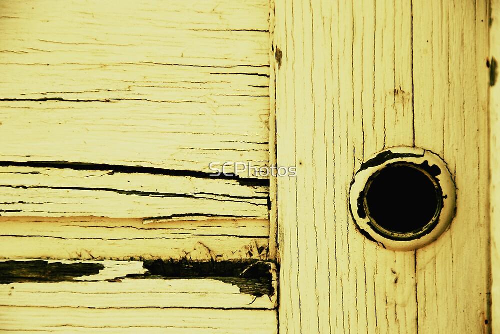 Old Door by SCPhotos
