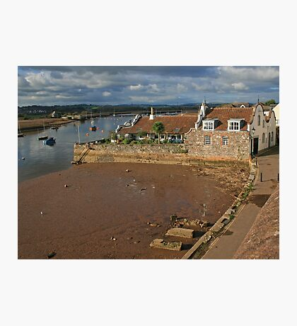 River Exe, Topsham Photographic Print