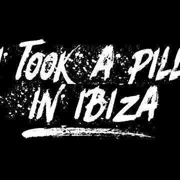 Pill in ibiza by mzneg