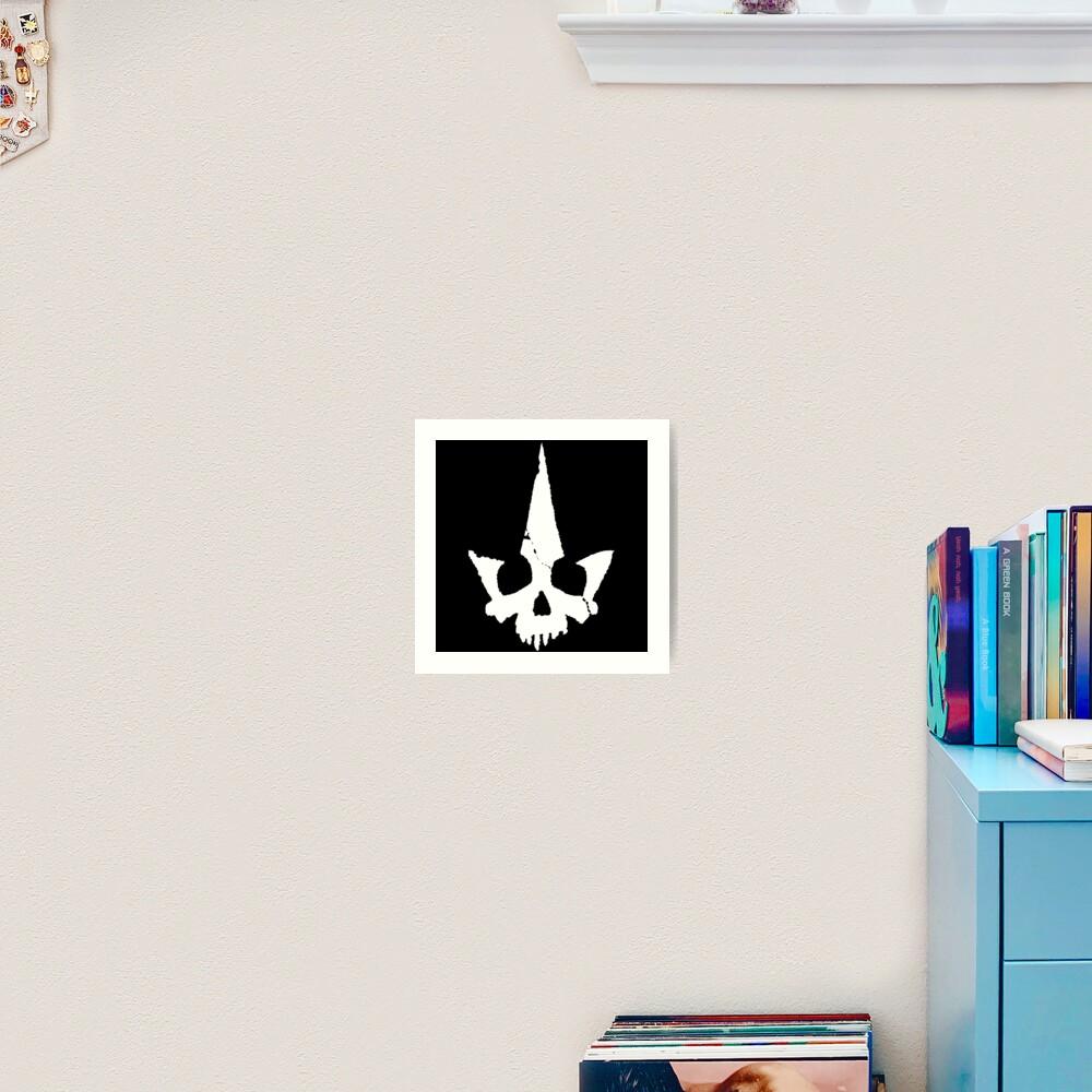Tyranny Unmasked Logo Art Print