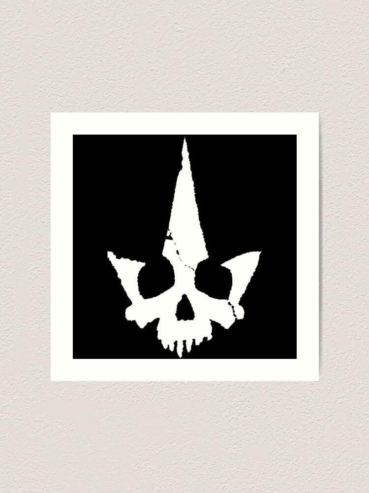 Alternate view of Tyranny Unmasked Logo Art Print
