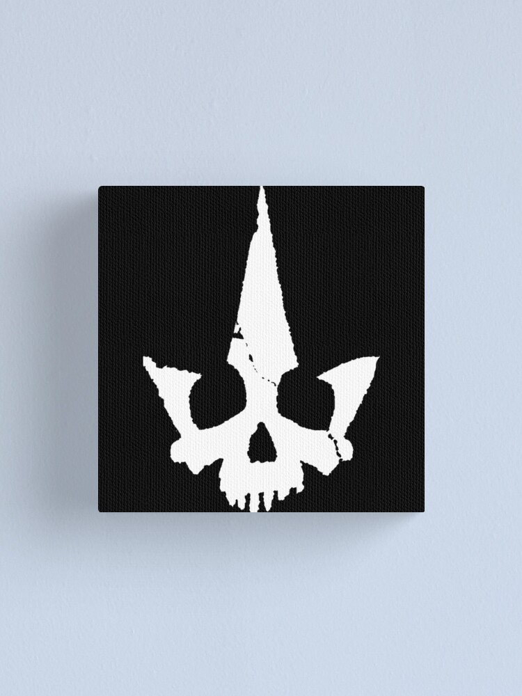 Alternate view of Tyranny Unmasked Logo Canvas Print