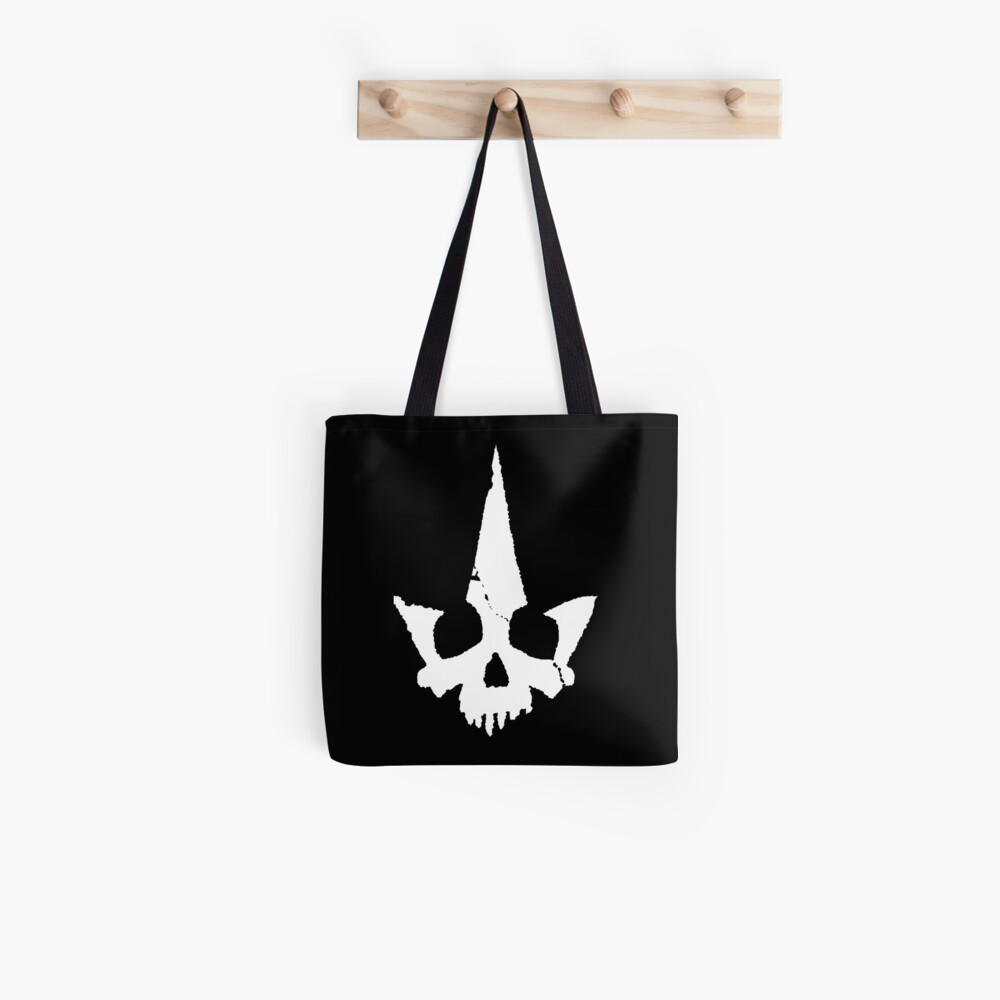 Tyranny Unmasked Logo Tote Bag
