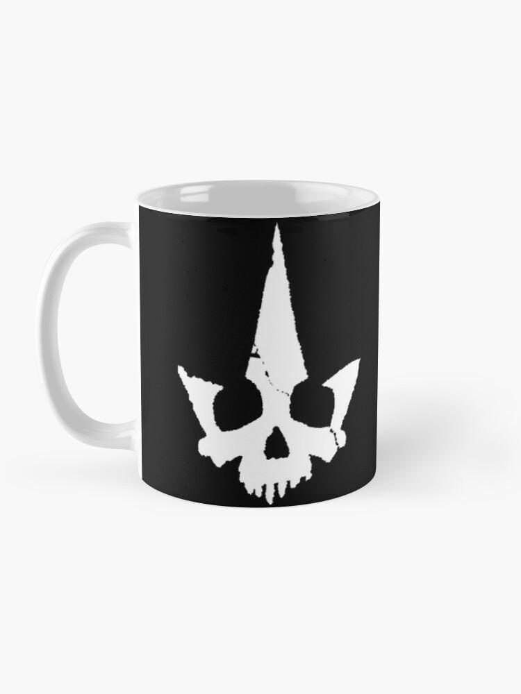 Alternate view of Tyranny Unmasked Logo Mug