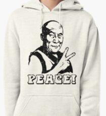 Dalai Lama Peace Sign T-Shirt Pullover Hoodie
