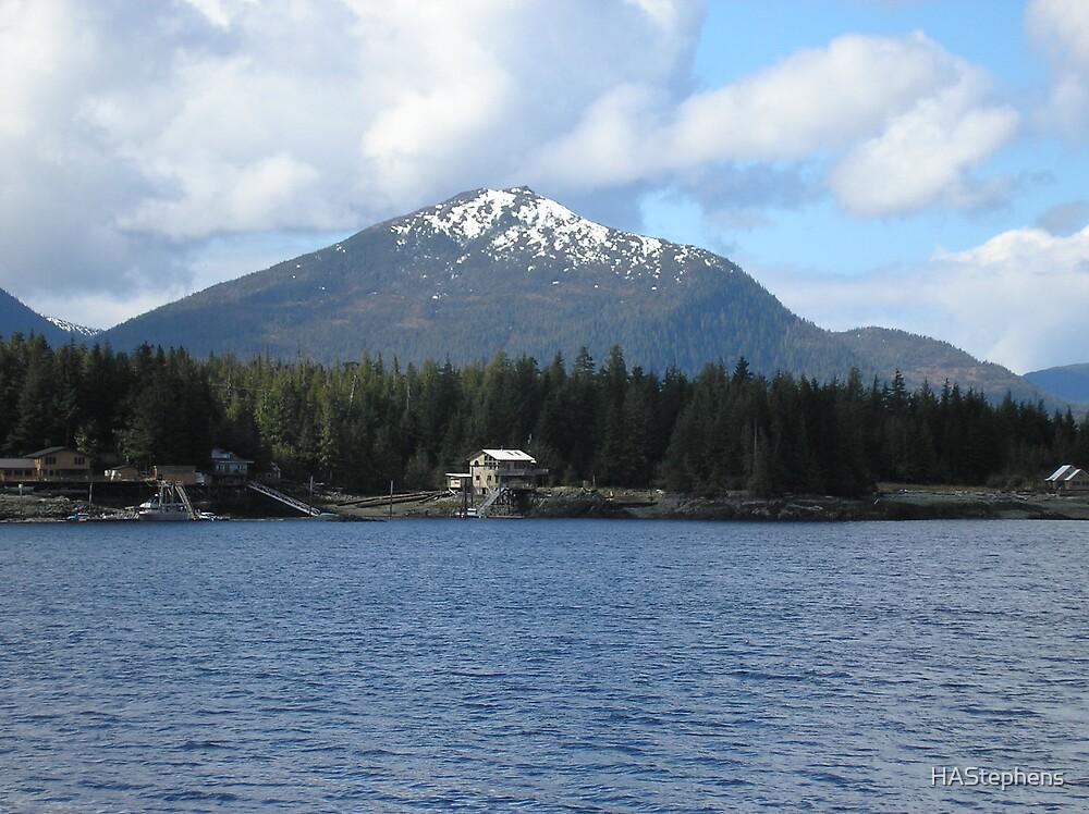 Kitchakan Alaska  by HAStephens