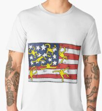 Pop America Men's Premium T-Shirt