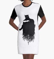Ba*man Graphic T-Shirt Dress