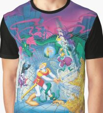 Dragon's Lair Graphic T-Shirt
