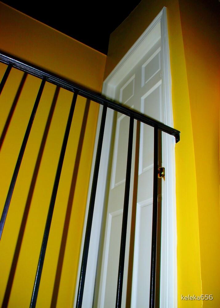 Doorway to Yellow by keleka656