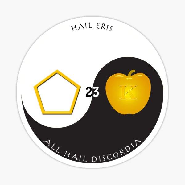 Hail Eris Sticker