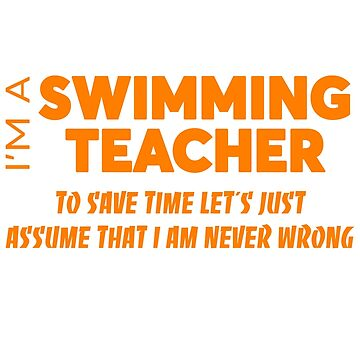 SWIMMING TEACHER by audioenginee