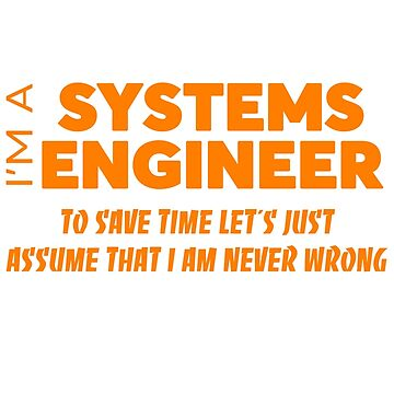 SYSTEMS ENGINEER by audioenginee