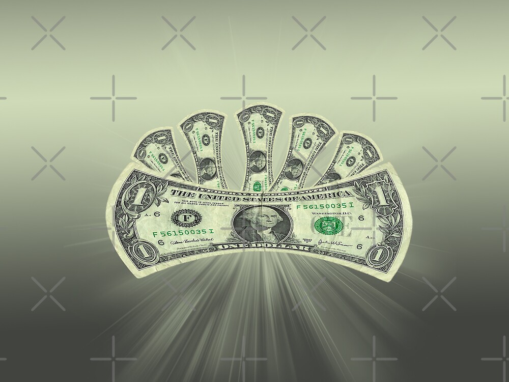 $tret¢hing The Dollar by Maria Dryfhout