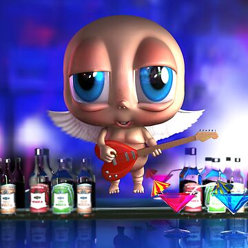 Cupid Barfly by johnnyz