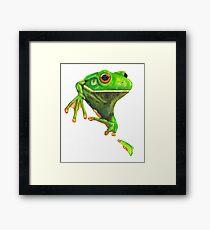 Antipodean Amphibian Framed Print