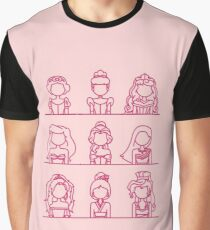 PRINCESSES Graphic T-Shirt