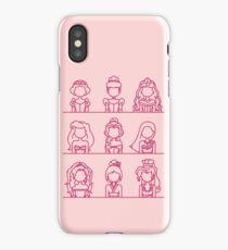 PRINCESSES iPhone Case/Skin