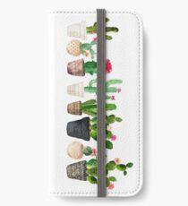 Cactus iPhone Wallet/Case/Skin
