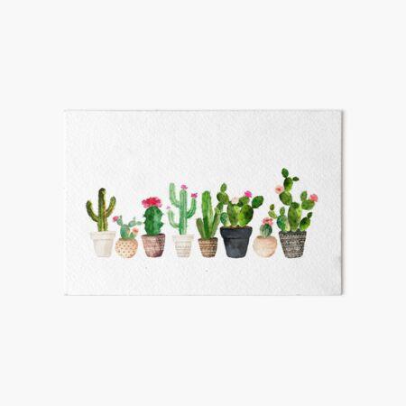 Kaktus Galeriedruck