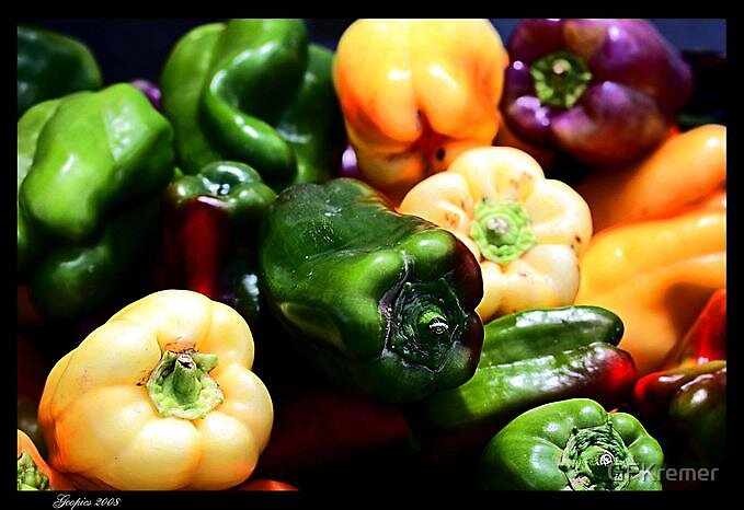 Peppers by GFKremer