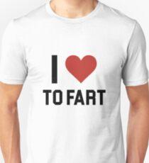 I Love to Far Unisex T-Shirt