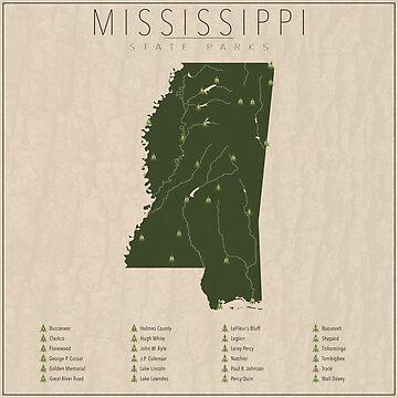 Mississippi Parks by FinlayMcNevin