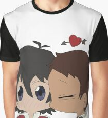 KLANCE VOLTRON FLUFF CUTE Graphic T-Shirt
