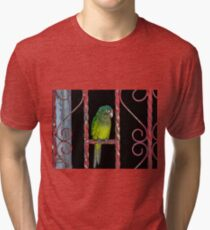 122514 flys the coup Tri-blend T-Shirt