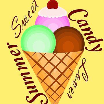 Ice Cream lover by DERG