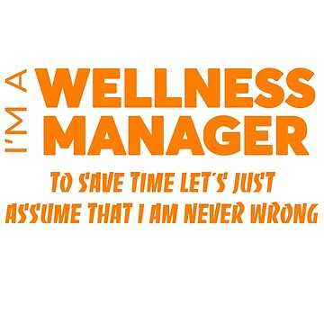 WELLNESS MANAGER by audioenginee